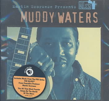 MARTIN SCORSESE PRESENTS THE BLUES:M BY WATERS,MUDDY (CD)