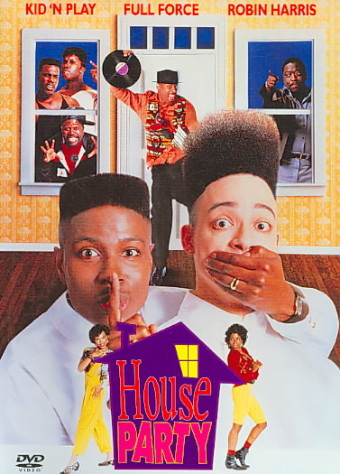 HOUSE PARTY BY KID 'N PLAY (DVD)
