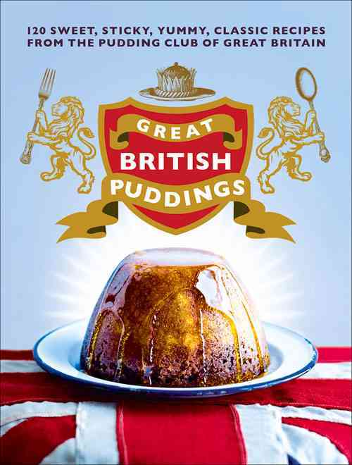 Great British Puddings By Pudding Club (COR)